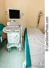 ultrasuono, stanza