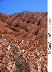 uluru, ayres, roca, australia