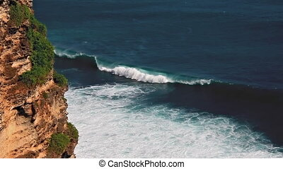 Uluwatu cliff loop