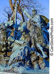 Ulysses S. Grant Monument, Washington DC