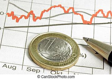 uma moeda euro