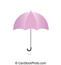 Umbrella Illustration - Illustration of an umbrella isolated...
