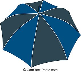 umbrella, rain, awning