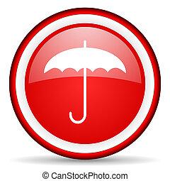 umbrella web icon