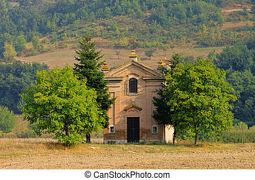 Umbria chapel
