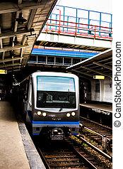 umerum, métro