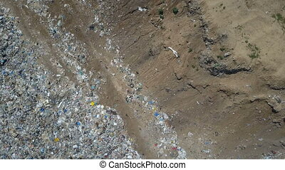umieszczenie., jadło, dump., stos, odpadki, oszukuje,...