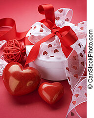 umrandungen, design, valentine