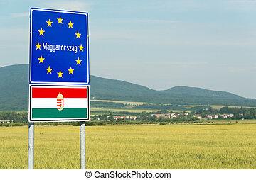 umrandungen, ungarischer
