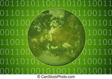 umwelt, technologie, feundliches