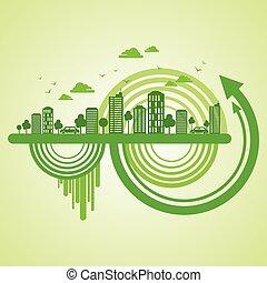 umweltschutzfreundliche, begriff