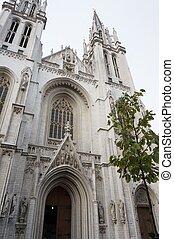 un, iglesia