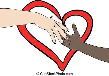 una, contra, racismo
