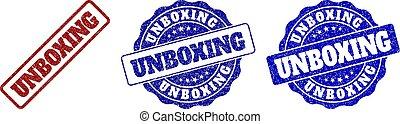 UNBOXING Grunge Stamp Seals