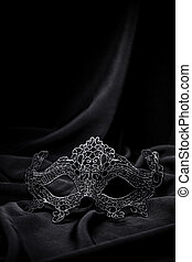 uncinetto, maschera carnevale