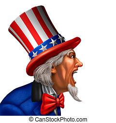 Uncle Sam Communication