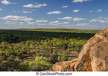 Undara Volcanic National Park, Queensland, Australien