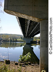 Under bridge 1