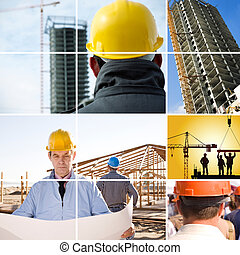 under construction - builders ,made from my images and ...