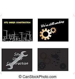 Under Construction pages for websit