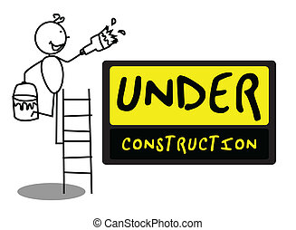 Under Construction people