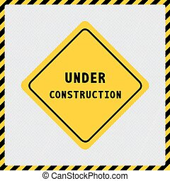 Under construction sign2
