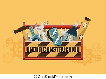 Under construction toolbox