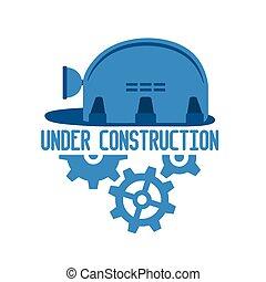 Under construction vector concept