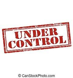 Under Control-stamp