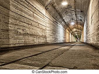 under jorden, bunker, af, kold krig