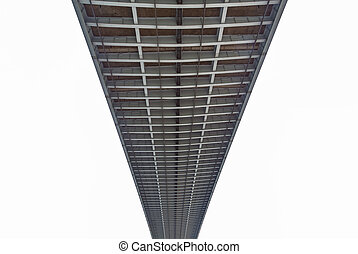 Under the Bridge building