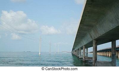 Under the Seven Mile Bridge - Florida Keys under the seven...