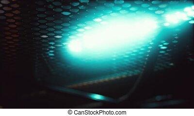 under the wire floor in spaceship