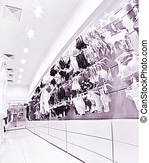 underclothes store