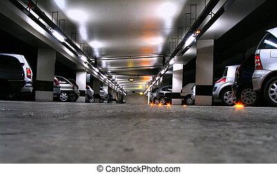 carpark