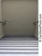 Underground Door