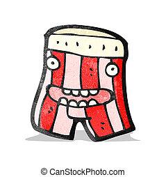 underpants cartoon character