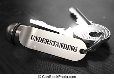 Understanding Concept. Keys with Keyring.