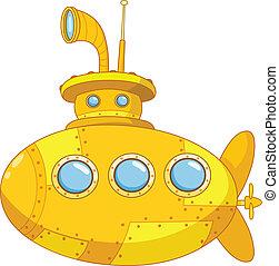 undervattensbåt