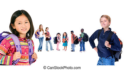 undervisning, diversity, 006