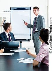 undervisning, firma