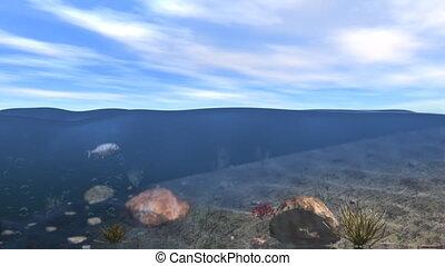 Underwater-Land