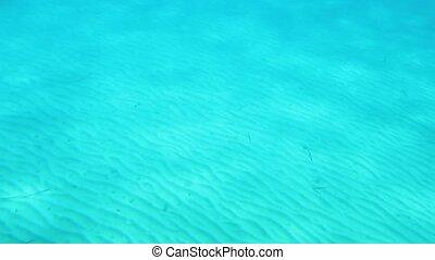 Underwater shallow water