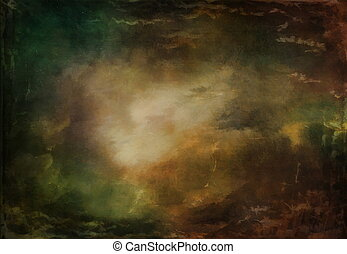 Underwater texture and background. - Underwater texture and...