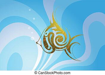Underwater wish