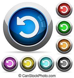 Undo changes button set