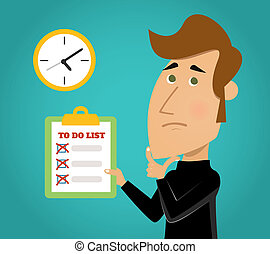 Undone Todo List - Personal list to do undone items work...