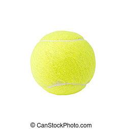 une, boule tennis
