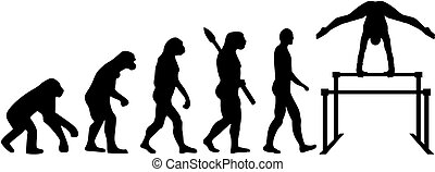 Uneven bars evolution