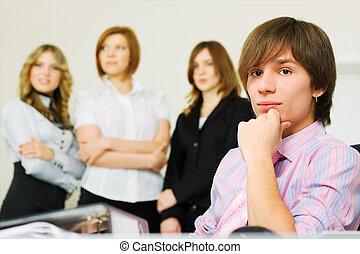 ung, affärsverksamhet lag